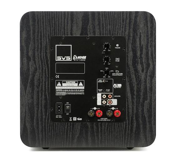 SVS SB-1000 - back