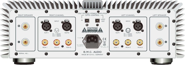 B.M.C. Audio AMP CS2