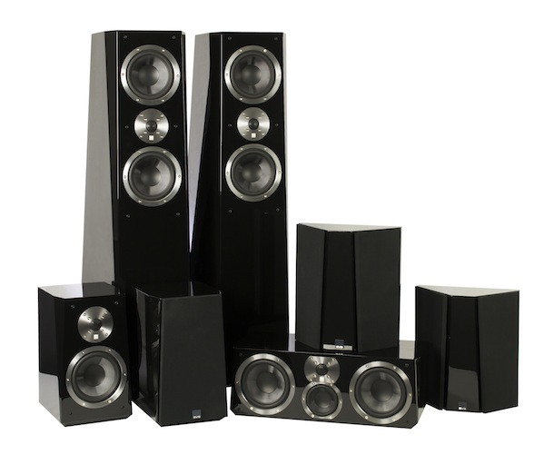 SVS Ultra Series Surround Speaker System