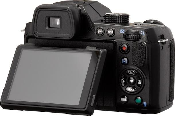 PENTAX X-5 Digital Camera - back