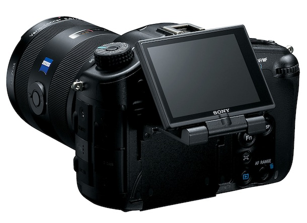 Sony SLT-A99V Digital Camera - tilt LCD