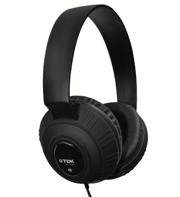 TDK MP100 Headphones