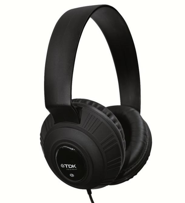 TDK MP100 Headphones