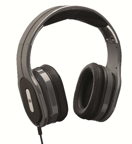 PSB M4U 1 Headphones - gray