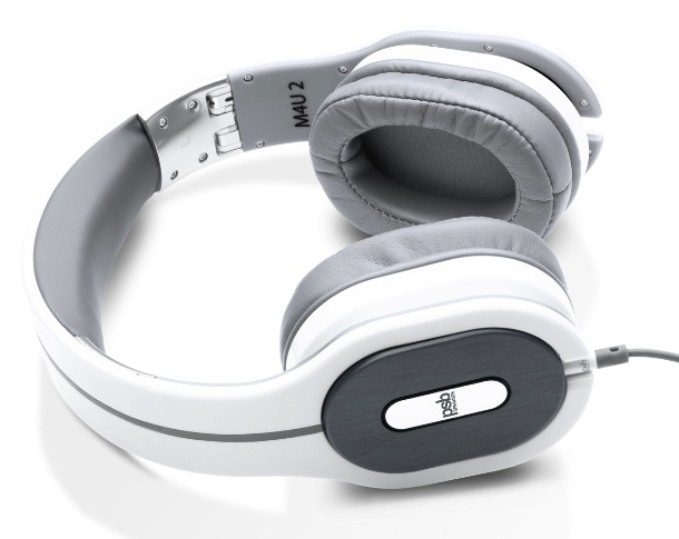 PSB M4U 2 Headphones - white