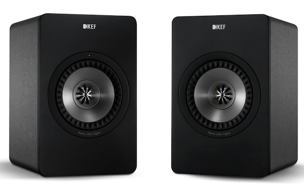 KEF X300A Speakers - Pair