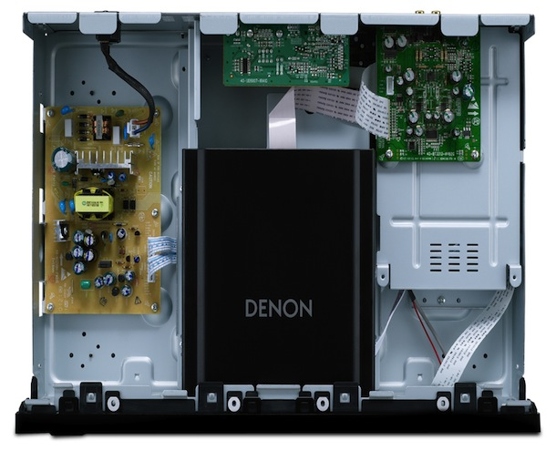 Denon DBT-3313UDCI - inside