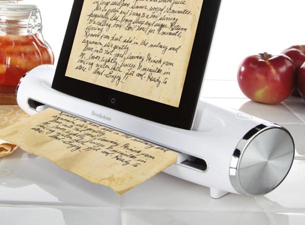 Brookstone iConvert Scanner for iPad