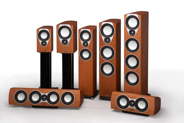 Mission SX Series Loudspeakers