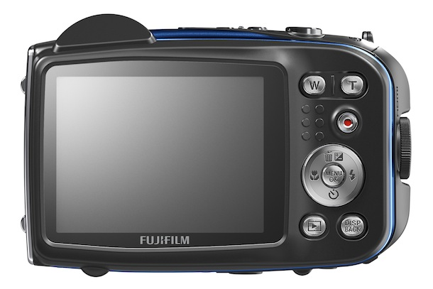 FujiFilm FinePix XP60 - back