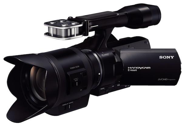 Sony-NEX-VG30E