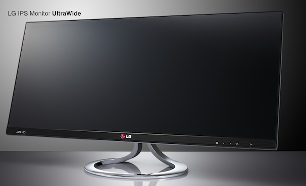 LG EA93 UltraWide Monitor