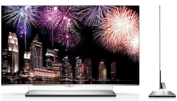 LG 55EM9700 OLED TV