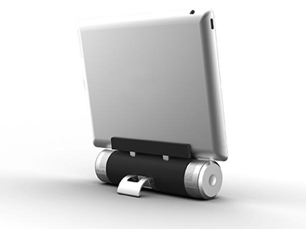 Definitive Technology Sound Cylinder - back