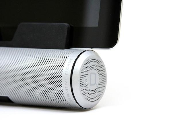 Definitive Technology Sound Cylinder - close up