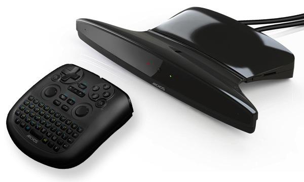 ARCHOS TV Connect Components