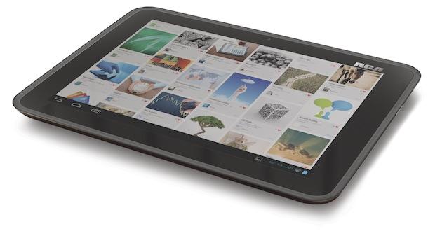 RCA DDA850R Mobile TV Tablet
