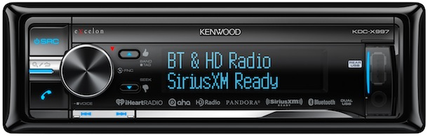 Kenwood KDC-X997