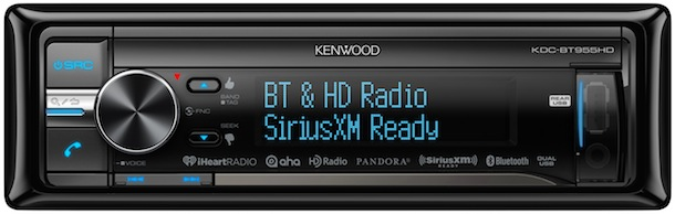 Kenwood Announces Nine Single-DIN Head Units for 2013