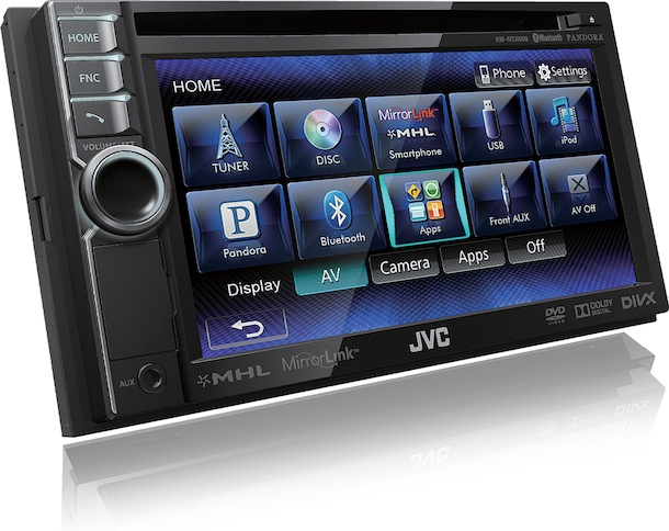 JVC KW-NSX600