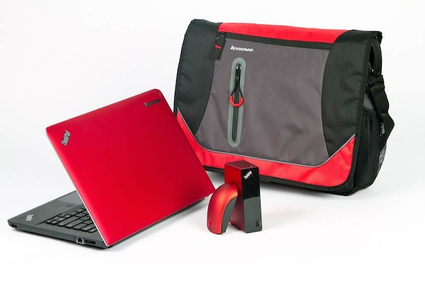 Lenovo ThinkPad Edge - red