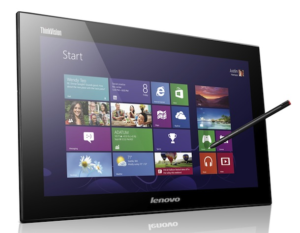 Lenovo LT1423p Touch Mobile Monitor