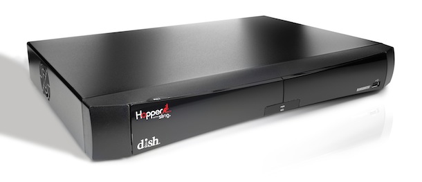 DISH Network Hopper with Sling