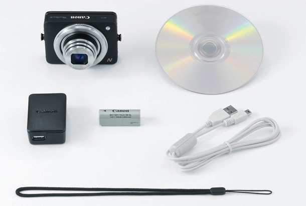 Canon PowerShot N Kit