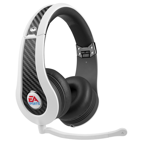 EA SPORTS MVP Carbon by Monster headphone