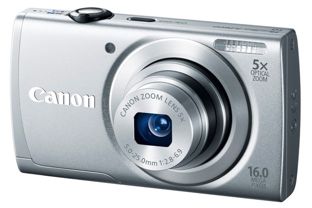 Canon PowerShot A2600 Digital Camera