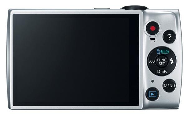 Canon PowerShot A2600 Digital Camera - back
