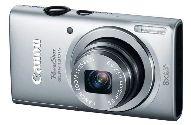 Canon PowerShot ELPH 130 IS Digital Camera