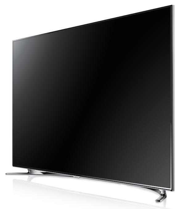 Samsung F8000 LED Smart TV
