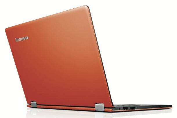 Lenovo IdeaPad Yoga 11S - back