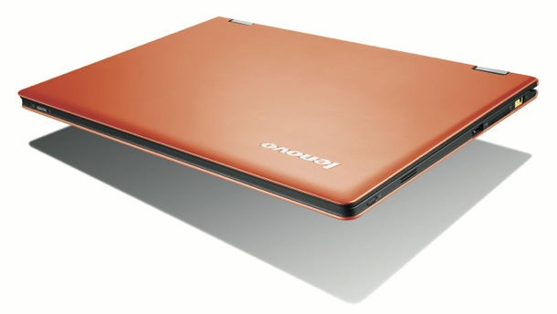 Lenovo IdeaPad Yoga 11S - closed