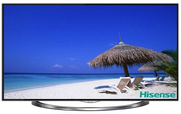 Hisense XT880 4K UHDTV