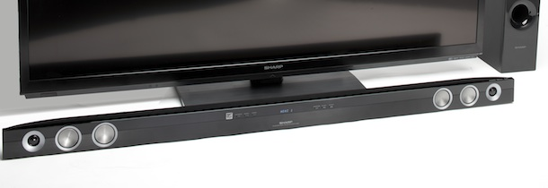 Sharp HT-SB60 Sound Bar