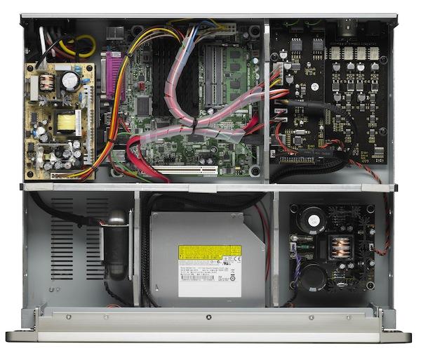 Parasound Halo CD1 - inside