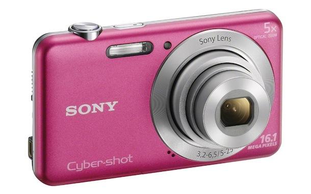 Sony DSC-W710 - pink