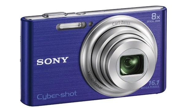 Sony DSC-W730 - purple