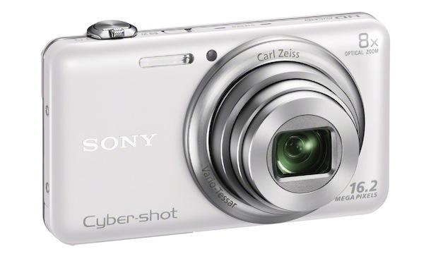 Sony DSC-WX80 - white