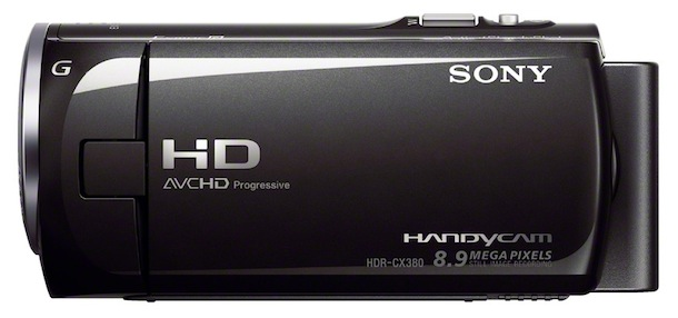 Sony HDR-CX380