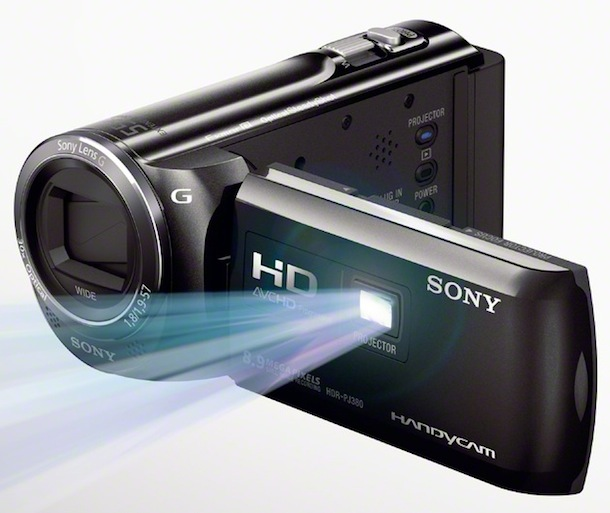 Sony HDR-PJ380