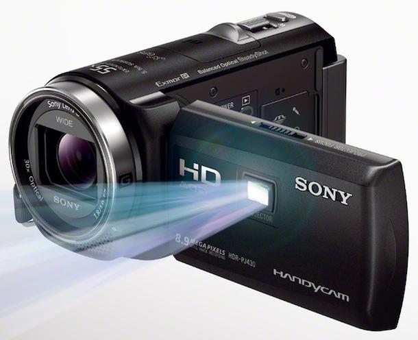 Sony HDR-PJ430V