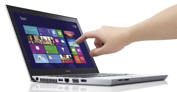 Sony VAIO T Series 14 Touch Ultrabook