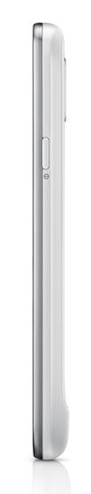 Samsung GALAXY S II Plus - side