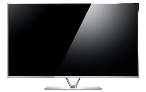 Panasonic DT60 LED HDTV - Front