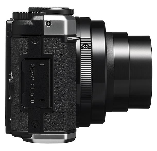PENTAX MX-1 Digital Camera - right
