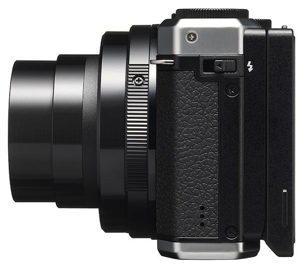 PENTAX MX-1 Digital Camera - left