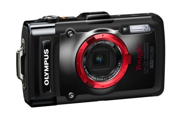 Olympus Stylus TOUGH TG-2 iHS Digital Camera